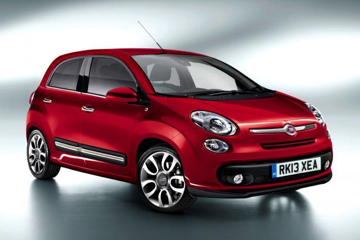 Fiat 500 sẽ có thêm mẫu xe 5 cửa
