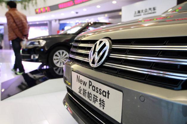 Volkswagen có thể vượt mặt GM tại Trung Quốc