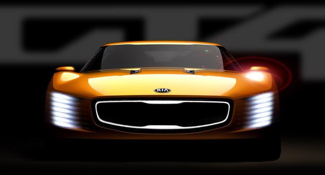 Kia GT4 Stinger Concept mạnh 315 mã lực