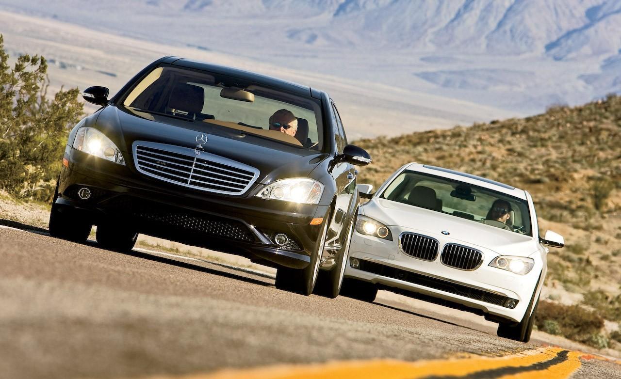 Mercedes đánh bại BMW tại thị trường Mỹ