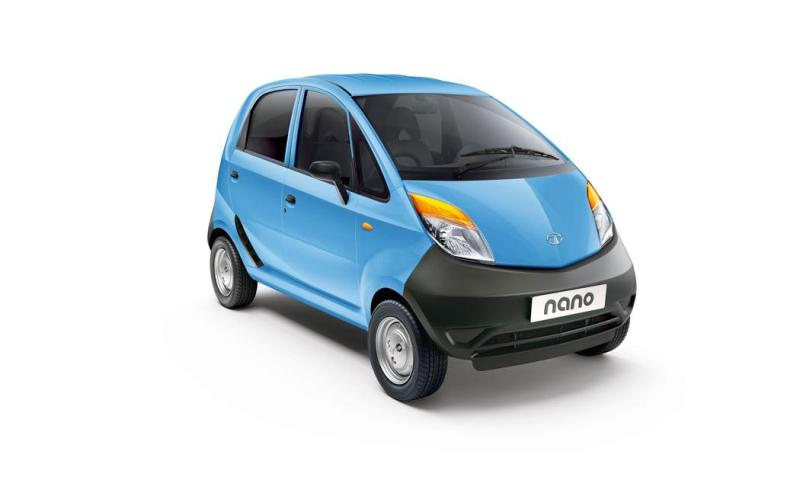 Tata Nano diesel sẽ ra mắt vào tháng tới