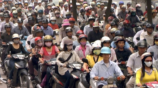 Cấm xe máy: Nhiệm vụ bất khả thi?