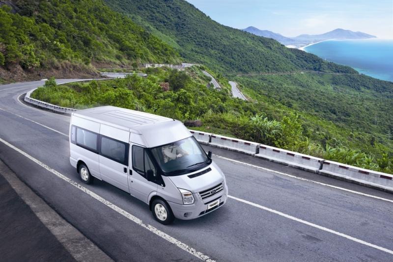 Ford Việt Nam  triệu hồi Transit vì lỗi mô tơ gạt nước