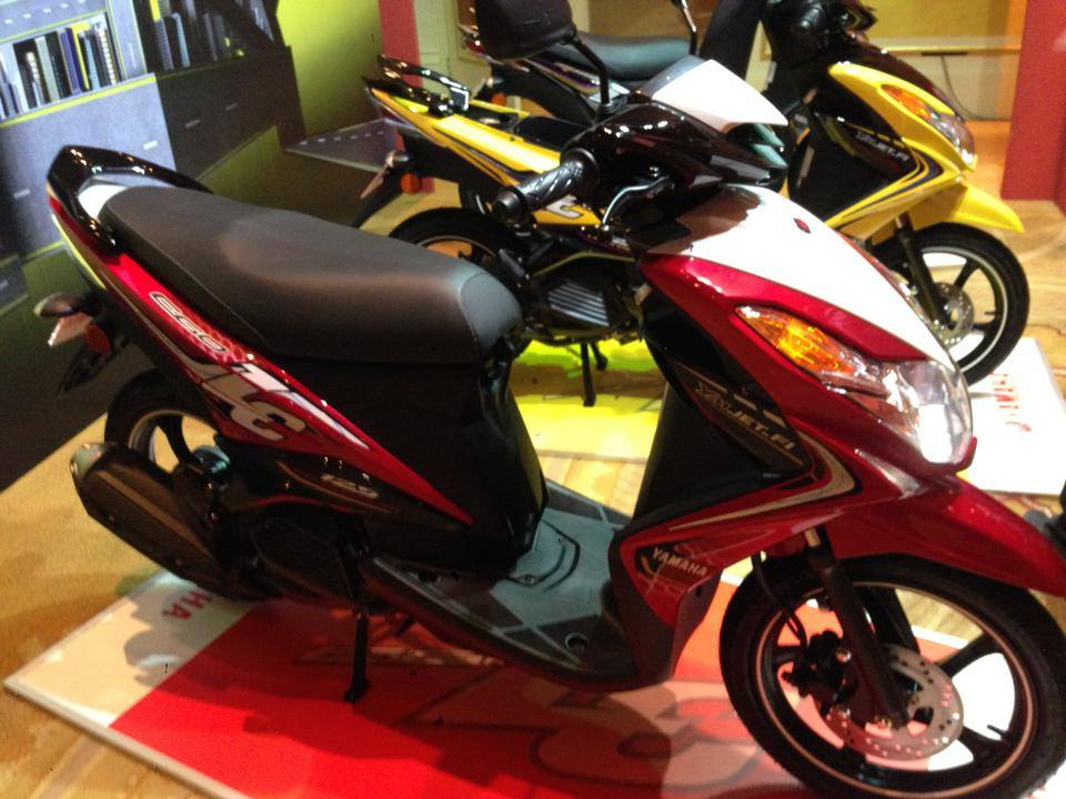 Lộ diện xe ga 125 phân khối của Yamaha có giá 36 triệu