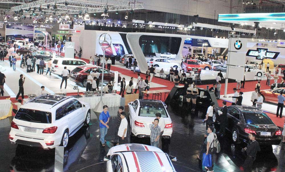 Năm 2013: ô tô Việt tăng trưởng ngoài mong đợi