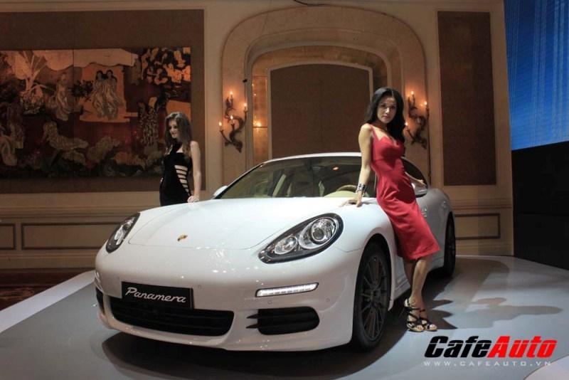 """Porsche """"ăn nên làm ra"""" tại thị trường Mỹ"""