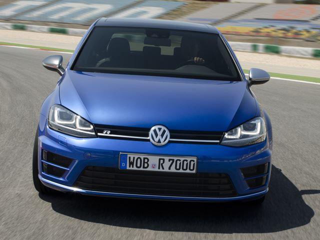 Volkswagen Golf R 2015 chuẩn bị ra mắt ở Detroit