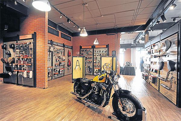 Harley-Davidson mở rộng mạng lưới tại Thái Lan