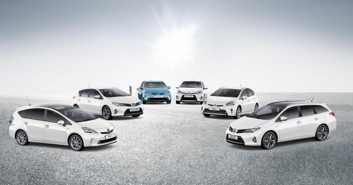 Toyota bán được hơn 6 triệu xe hybrid