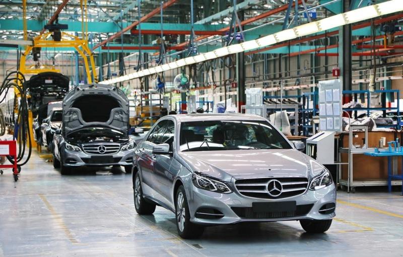Việt Nam: thị trường tăng trưởng nhanh nhất của Mercedes-Benz