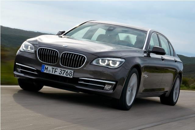 BMW 7 -Series sẽ có thêm bản diesel