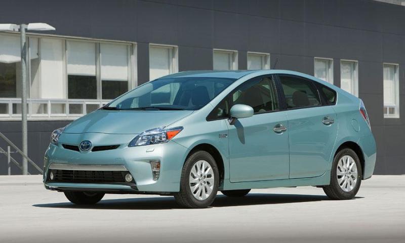 Toyota muốn nâng cấp thiết kế Prius