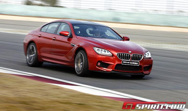 BMW ra mắt M5 và M6 Gran Coupe phiên bản dành cho năm Ngọ
