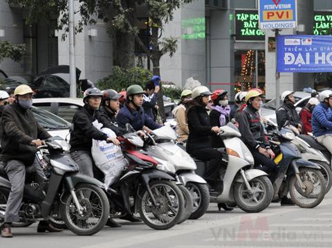 Sắp ra mắt Hiệp hội xe máy Việt Nam
