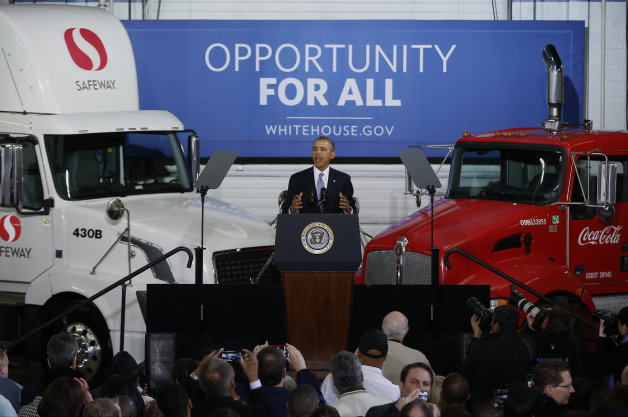 Barack Obama nâng chuẩn tiết kiệm nhiên liệu của Mỹ