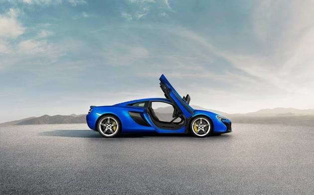 """McLaren lộ diện """"đàn em"""" của 12C và P1 có sức mạnh 650 mã lực"""