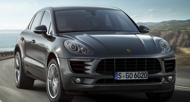 Sẽ có Porsche Macan plug-in hybrid