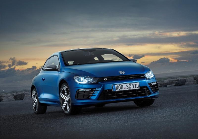 Volkswagen nâng cấp hoàn toàn Scirocco