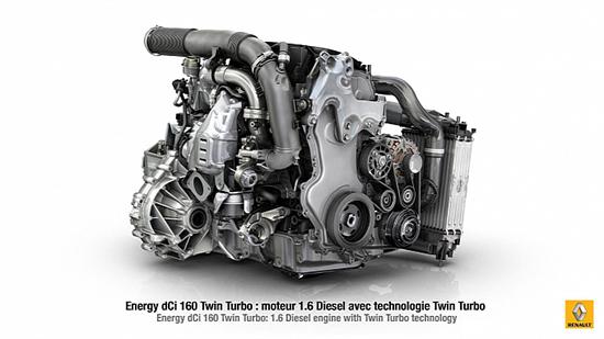 Renault ra mắt động cơ 1.6 lít tăng áp kép mới