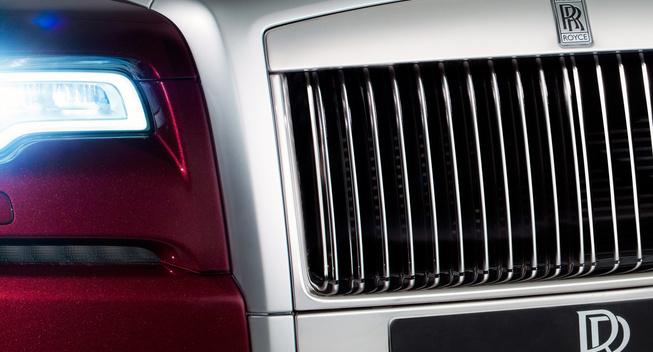 Rolls-Royce Ghost sắp có phiên bản facelifted
