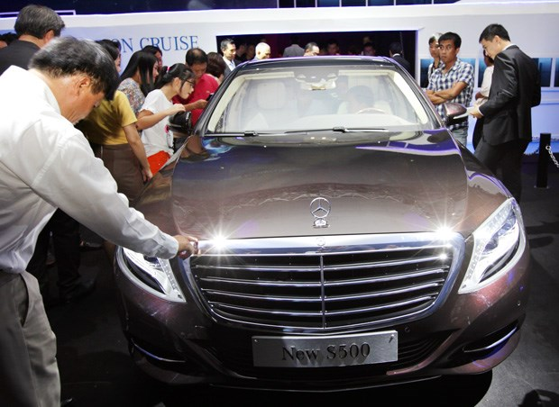 Việt Nam đứng ngoài cuộc chơi ô tô xuất xứ Asean