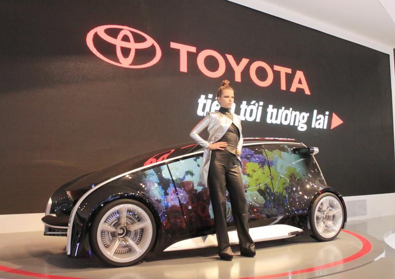 2013: năm thành công của Toyota Việt Nam