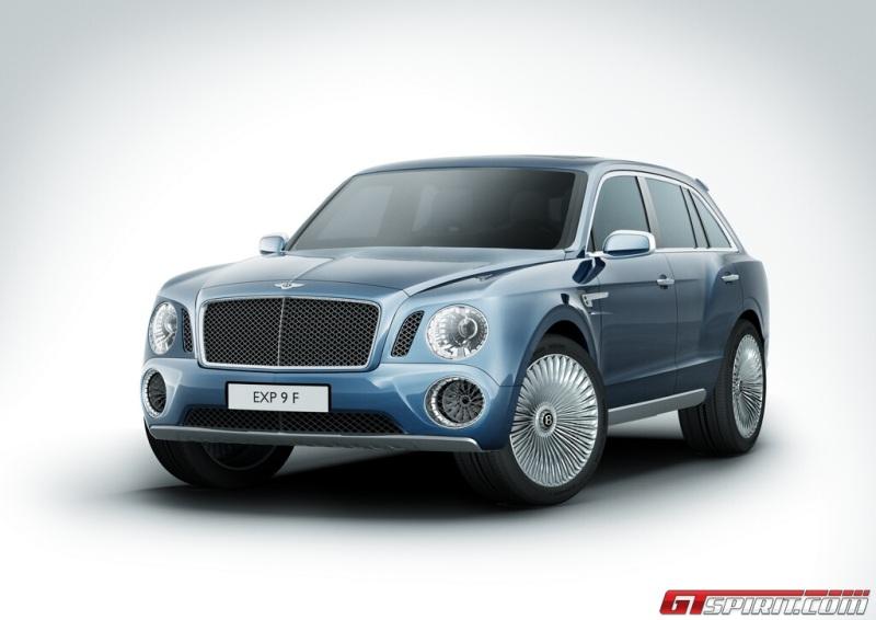 Chưa ra giá, Bentley SUV đã có 2000 đơn đặt hàng