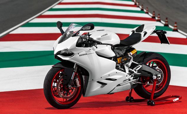 Ducati công bố doanh số kỷ lục trong năm 2013