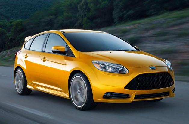 Ford Focus ST được trang bị động cơ diesel