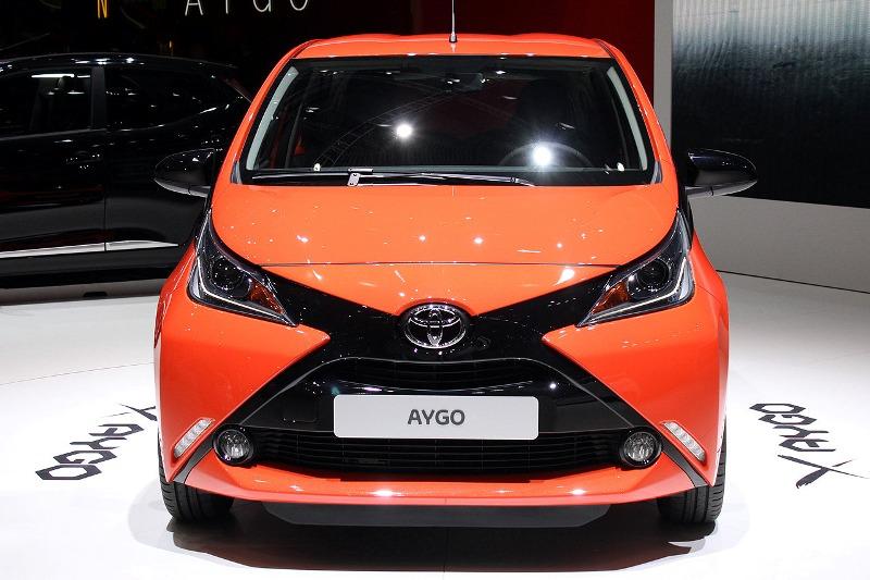 "Geneva Motor Show 2014: Dấu ""X"" thú vị Toyota Aygo"
