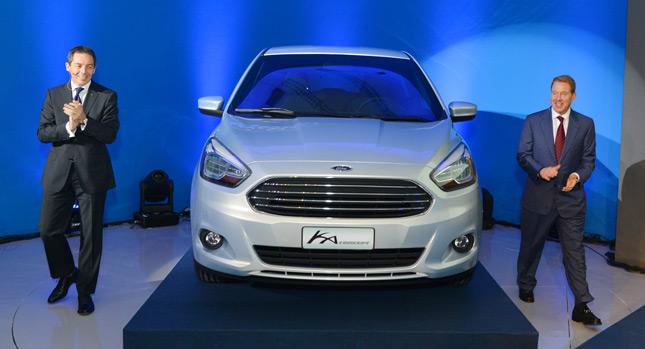Ford phủ nhận sản xuất xe giá rẻ