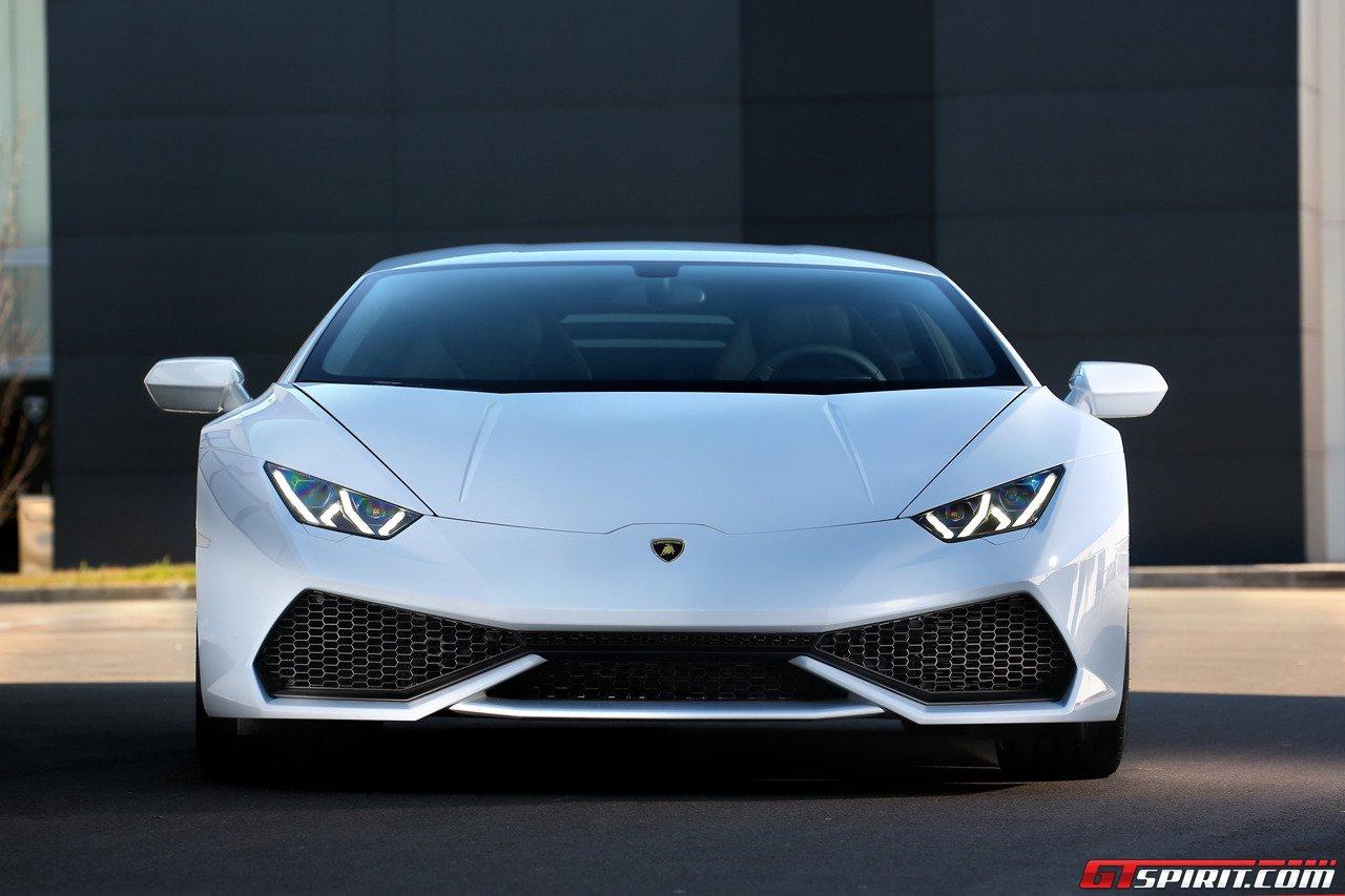 Huracan sẽ là siêu xe đắt hàng nhất của Lamborghini