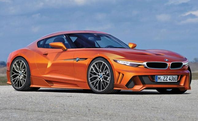 Xe thể thao của BMW và Toyota ra mắt vào năm 2017