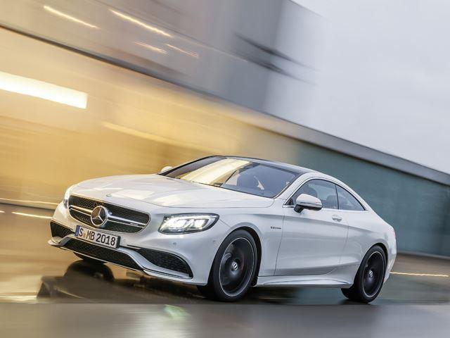 Mercedes-Benz S63 2015 bất ngờ lộ diện