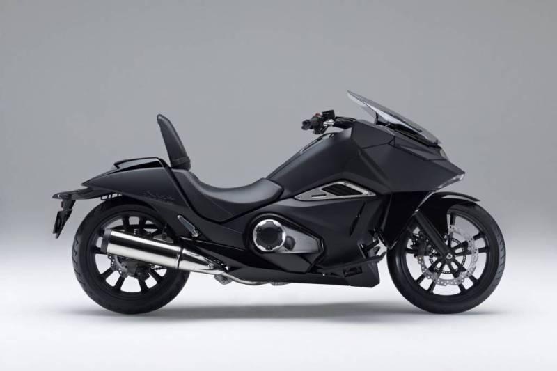 """""""Siêu nhân"""" Honda NM4 Concept ra mắt tại Nhật Bản"""