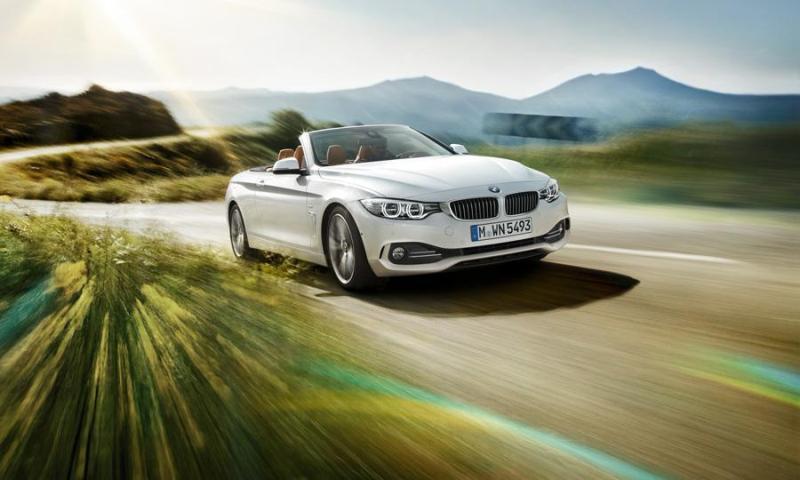 BMW 4-Series Convertible và X5 mới sắp về Việt Nam
