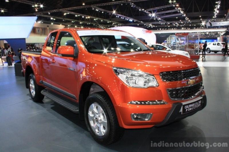 Chevrolet Colorado Sport Limited Edition ra mắt tại Thái Lan