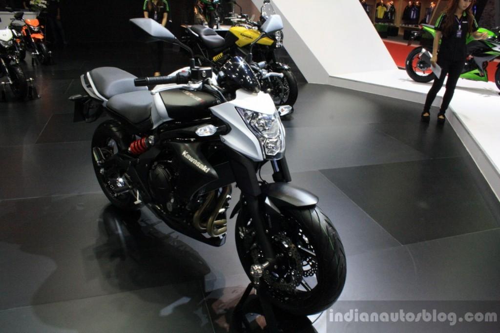 Kawasaki ER-6N 2015 tại Bangkok Motor Show