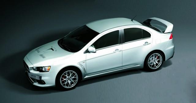 Mitsubishi giới thiệu Lancer Evolution phiên bản cực mạnh