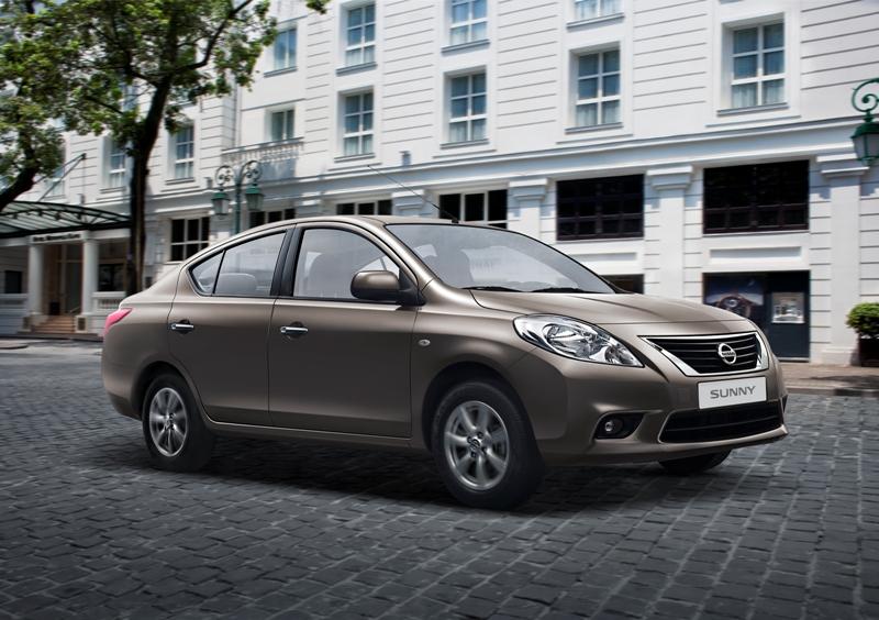 Nissan Đà Nẵng ưu đãi giá Sunny