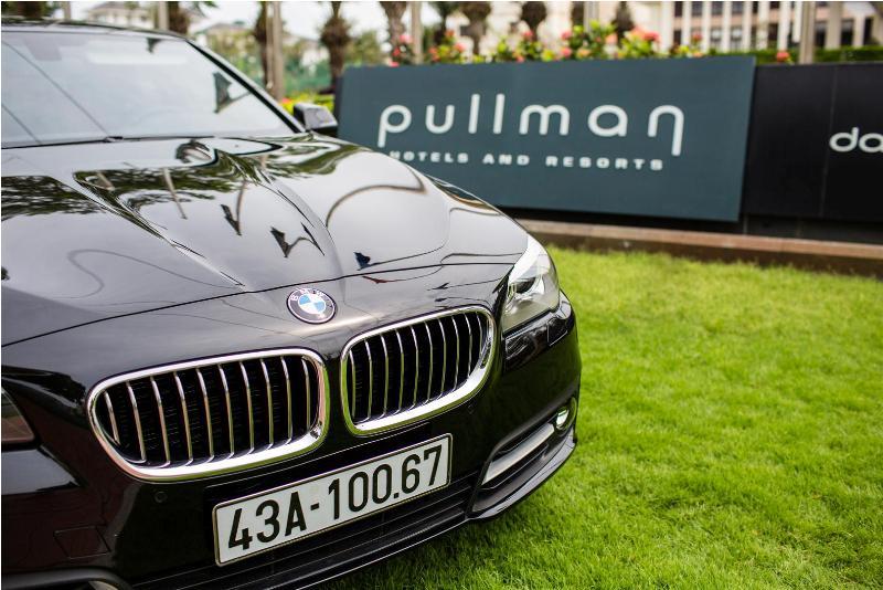 Pullman Đà Nẵng trang bị BMW 520i