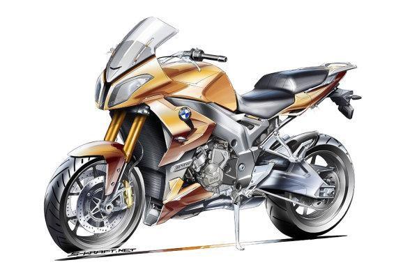 BMW phát triển đối thủ Ducati Multistrada