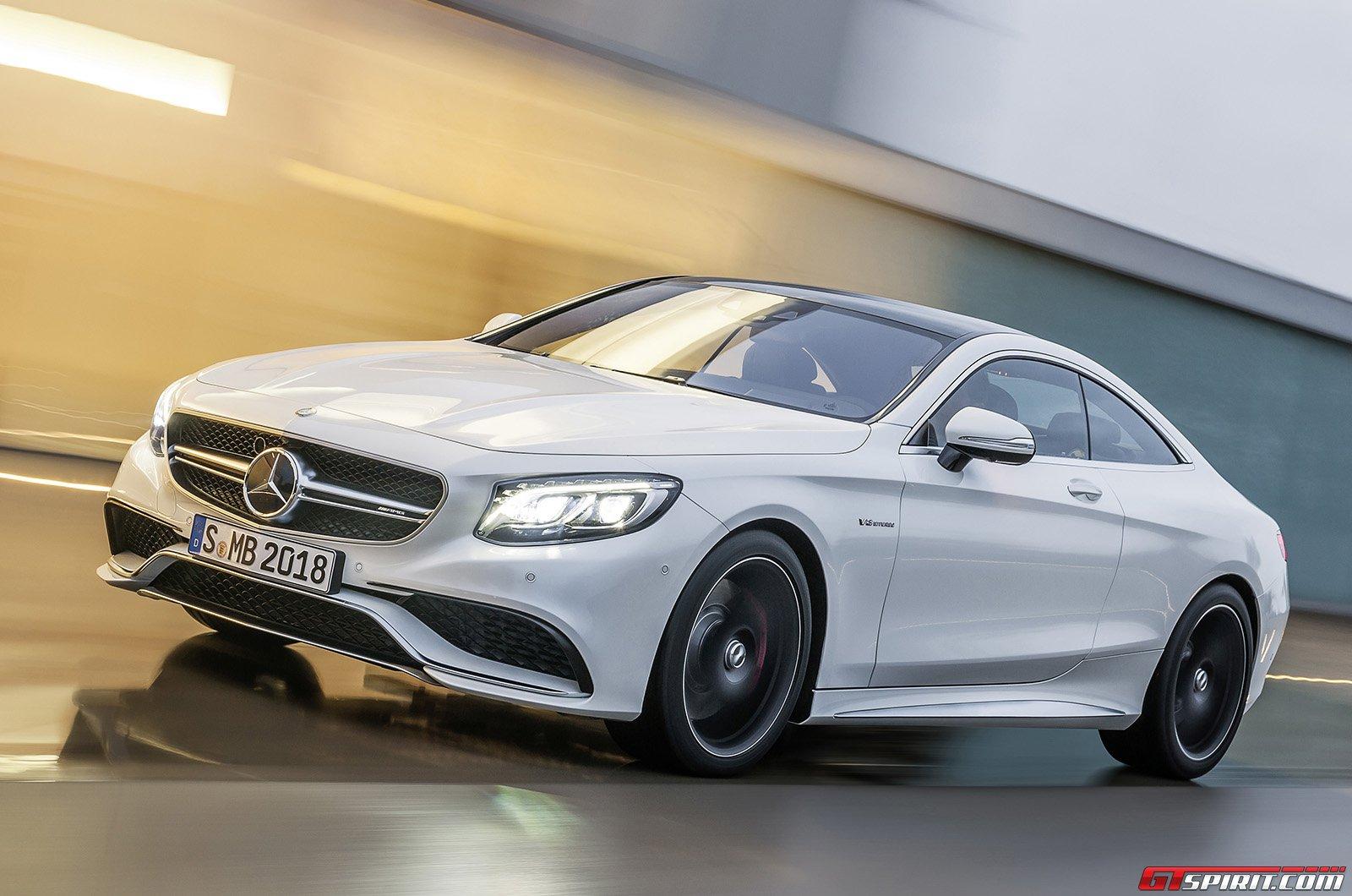 Mercedes-Benz S65 AMG Coupe sắp được vén màn
