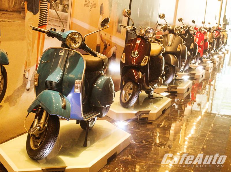 Sẽ có 1000 thành viên tham dự Lễ hội xe tay ga 2014