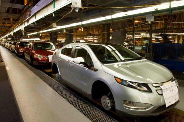 Đối mặt với vận rủi, GM vẫn đầu tư phát triển xe điện