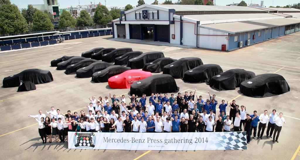 Mercedes-Benz Việt Nam đạt doanh số cao nhất trong 19 năm