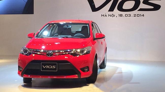 Xe Toyota bán chạy nhất trong tháng 3
