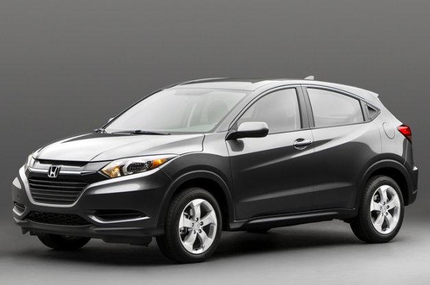 New York Auto Show 2014: Honda trình làng HR-V 2015
