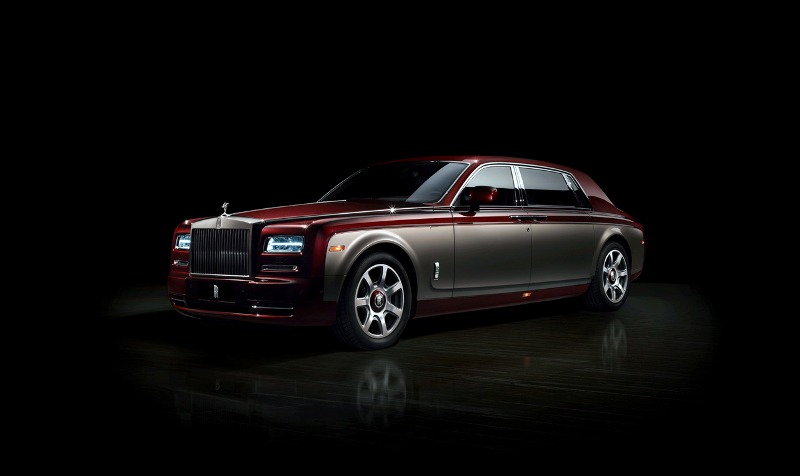 Rolls-Royce thêm phiên bản mới chào đón Bắc Kinh