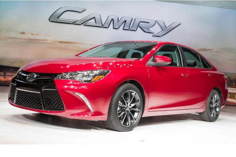 Toyota Camry thế hệ mới chính thức ra mắt